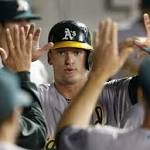 As A's stagger, Josh Donaldson aims to make it right
