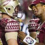 FSU's Jimbo Fisher not mad at Jameis Winston for dressing out while suspended