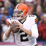 Bills 26, Browns 10: Hoyer is benched