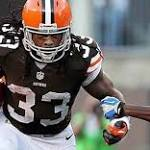 Former Cleveland Brown Trent Richardson made a prophet of Jim Brown: Bill ...