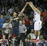Cal men's basketball's season ends with 67-65 loss to SMU