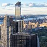 Manhattan real estate prices shatter records