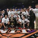 George Washington's seniors go out in style with NIT championship