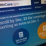 Last-minute health insurance shoppers are given 1-day extension in case of ...