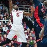 Stanford eyes perfect storm against No. 7 Arizona