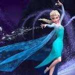 'Frozen' is the longest-running No. 1 album since Adele's '21'