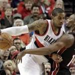 Trail Blazers 2nd half surge carries Portland to easy 99-83 win over Miami