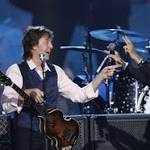 Beatles special gets a little help ... from Grammy stars