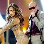 Pitbull teams up with Jennifer Lopez for official FIFA World Cup track