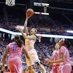 No. 18 Kentucky rallies past No. 8 Lady Vols 75-71