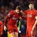 Liverpool exits Champs League, Juve advances