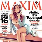 Danielle Fishel Maxim Cover: Girl Meets World Star Topanga Shows Off Major ...