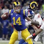Eagles And Giants Finish Disappointing Seasons In Week 17