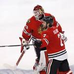 Brent Seabrook tops list of Chicago's playoff heroes in overtime
