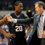 A guide to Jeff Hornacek's anti-triangle offense