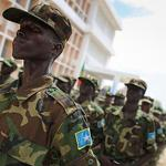 Somalia's young army recruits face uphill battle for credibility