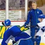 Canucks' Game 5 starter a mystery to all … except coach Desjardins