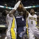 Bobcats fall to the Pacers 99-94