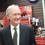 Chafee looks to bring debate to Clinton in presidential race