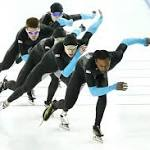 Olympics: Davis, U.S. speedskaters medal-less at Sochi