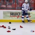 Washington Capitals Game 29 Recap: Backstrom's hat trick helps lift surging ...