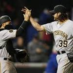 Pirates show resiliency in win over Cubs