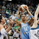 Lynx run past Dream, now 1 game from WNBA championship