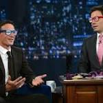 Fallon: New York is perfect place for 'Tonight'