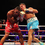 Golovkin stops Brook after corner throws in towel