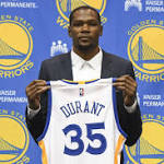 Kevin Durant Betrayed Nobody by Joining the Warriors