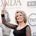 Jane Fonda gets raunchy roast, shocking joke from Wanda Sykes