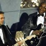 BB King remembered by musical peers: 'What struck me was the kindness'