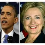 Barack Obama and Hillary Clinton Named Most Admired People of 2014