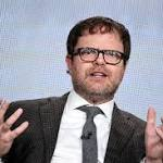 Rainn Wilson trades 'Office' work for detective job