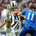 Juventus beats 10-man Pescara 2-1 in Serie A