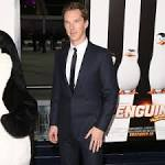 Benedict Cumberbatch laughs over Kim Kardashian's butt