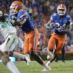 Del Rio likely out, No. 23 Florida blanks North Texas 32-0 (Sep 18, 2016)