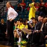 Oregon coach trying to overcome adversity