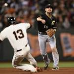 MLB Playoffs 2014: Pittsburgh Pirates vs. San Francisco Giants; First Wild Card ...