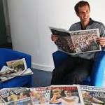 Andy Murray's Wimbledon win: What the papers say