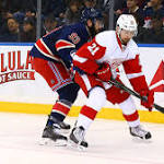 The road skid continues, Red Wings fall to the Rangers in overtime