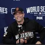 Tim Hudson finally gets to pitch in a World Series game