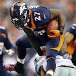 NFL: Denver's Champ Bailey set to make 2013 debut Sunday