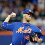 Wheeler wins fifth straight as Mets edge Cubs