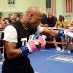 Floyd Mayweather Reportedly KOs Sparring Partner as He Trains for Manny ...