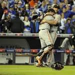Giants' Madison Bumgarner is just scary good as San Francisco wins World ...