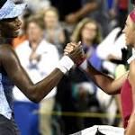 Tennis Capsules: Williams, Ivanovic reach Bank of West quarterfinals