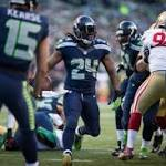 Seahawks keep it rolling, take out 49ers 17-7