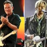 Springsteen Pays Tribute to David Bowie With Live 'Rebel Rebel'
