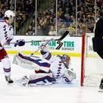 It can only get better for Henrik Lundqvist